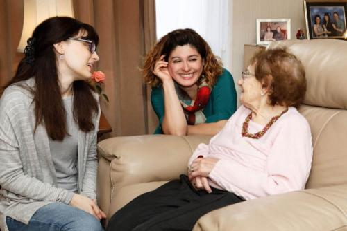 Homeshare Plus For Those Householders Who Are Seeking Up Yo 25 Hours Support Per Week From A Homesharer. Contact Supportmatch.